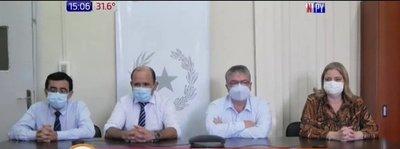 Autoridades de salud niegan falta de oxígeno en hospitales