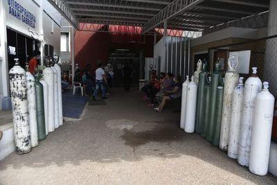 Provisión de oxígeno a hospitales está garantizada, dice Salud