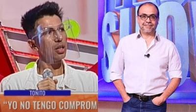"""Piquito a Toñito: """"Tu vida es vacía, es un hueco"""""""