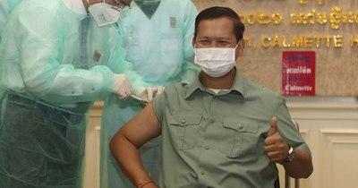 La Nación / China: ofrecen huevos y boletos para incentivar la vacunación