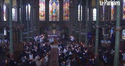 La Nación / Francia: detienen a sacerdote por misa de Pascua abarrotada