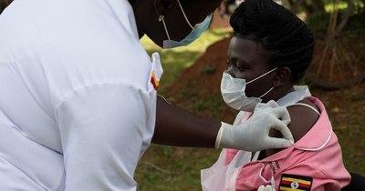 La Nación / OMS lamenta que África solo reciba 2% de las vacunas
