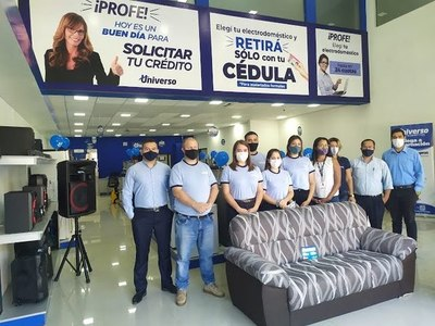 UNIVERSO ELECTRODOMÉSTICOS LLEGÓ A ENCARNACIÓN CON IMPERDIBLES OFERTAS
