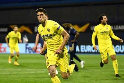Villarreal gana de visitante en Zagreb y saca ventaja