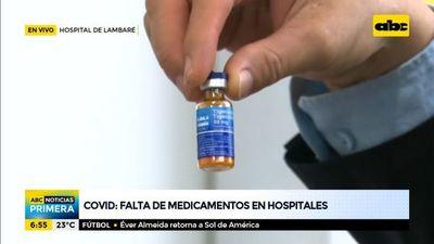 Plantean mecanismo para compra legal y directa de medicamentos de Clorinda
