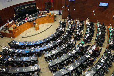 Senadores de oposición presenta recurso ante Corte mexicana por Ley Eléctrica