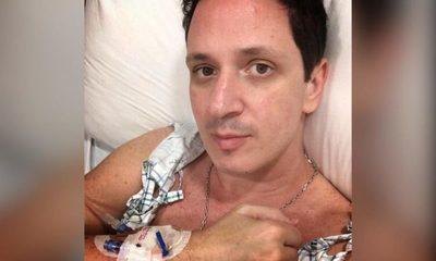 Conductor de Tv, Genovese, vence al covid tras necesitar oxígeno