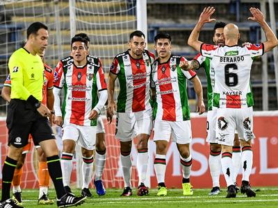 Lo mejor del triunfo de Palestino 2-1 sobre Cobresal