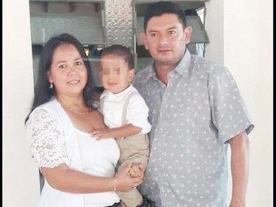 """Crónica / """"Decile a nuestro hijo Matteo que le amo"""""""