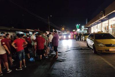 Choferes de Bolt y Uber denuncian agresión de taxistas