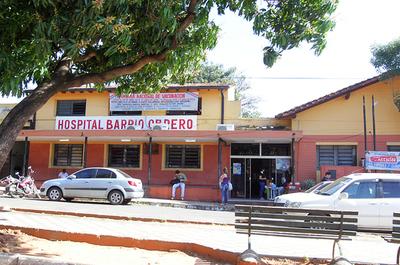 Consumo de oxígeno se quintuplicó en el Hospital de Barrio Obrero