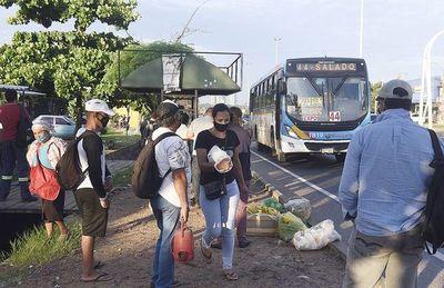 Nuevo vice de Transporte habla de tarifa técnica, pero no de subsidios
