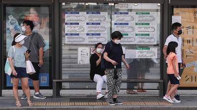 La pandemia avanza a paso firme en Asia, con varios países reportando récords de casos y muertes