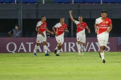 River Plate completa su faena y da un paso histórico en la Sudamericana