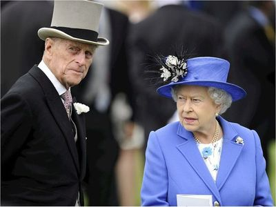 El príncipe Felipe, el ancla de la reina Isabel II