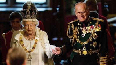 A los 99 años, murió el príncipe Felipe de Edimburgo, esposo de la reina Isabel II