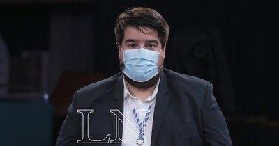 La Nación / Menor fallecido por COVID-19 tenía problemas nutricionales, dice Silva