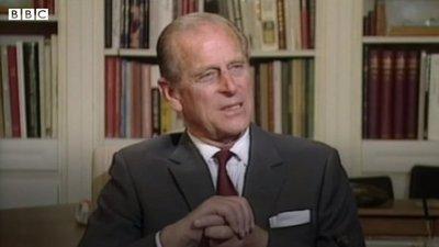 Muere el príncipe Felipe, marido de la Reina Isabel II