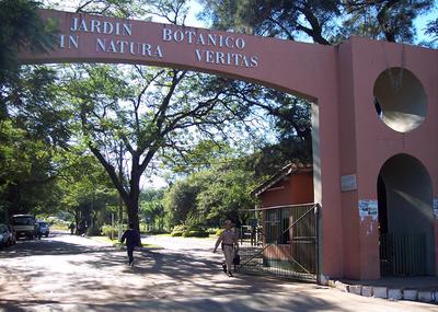 Instituciones prevén mejorar infraestructura y seguridad del Jardín Botánico