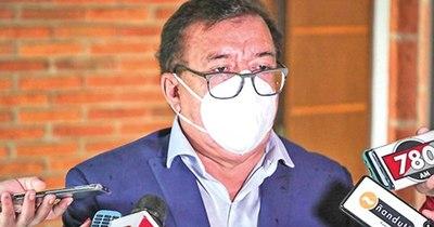 La Nación / Nicanor Duarte Frutos dio positivo al COVID-19
