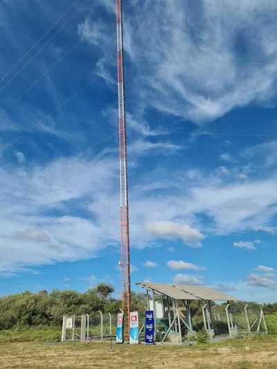 Nueve localidades del Chaco se benefician con ampliación de la red de comunicación