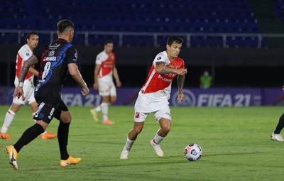 River se impuso ante Guaireña y consagró su pase en la Copa