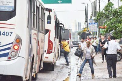 Transporte público: 30% de unidades tienen problemas mecánicos, según Viceministerio · Radio Monumental 1080 AM