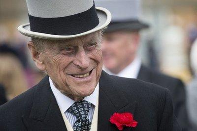 Murió el príncipe Felipe, esposo de la reina Isabel II de Inglaterra