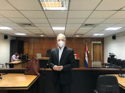 Ex titular del Indert dice que lo acusaron en base a hipótesis absurdas