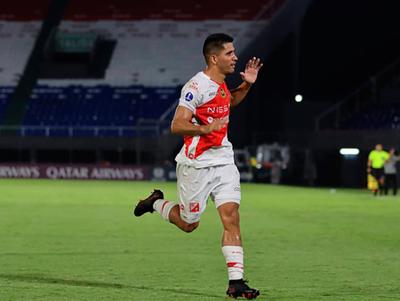 Diego Godoy anota el mejor gol de la semana en la Sudamericana