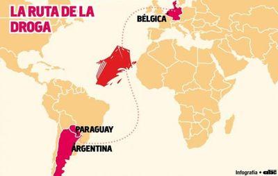 Investigan a empresa de Pedro Juan Caballero   por envío de 11 toneladas de cocaína