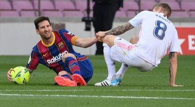 Real Madrid-Barcelona, un clásico que puede valer la Liga