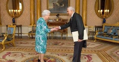 """La Nación / Genaro Pappalardo: """"Es un día triste para la reina, la casa real y todo el Reino Unido"""""""