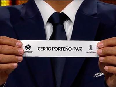 Los rivales de Cerro Porteño en la Copa Libertadores 2021