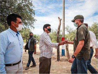 """Mario Abdo resalta desarrollo del Chaco: """"Brilla nuestro país"""""""