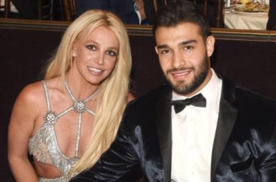 Britney Spears y su novio Sam Asghari, recibieron la vacuna contra la Covid-19