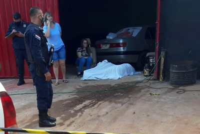 Asesinan a balazos a un concejal de Nueva Esperanza