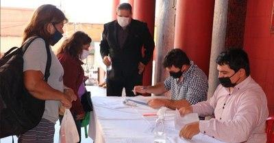 La Nación / ANR: Arrancó primera feria de empleos en formato híbrido