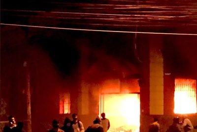 Arresto domiciliario a imputados por quema de Colorado Róga