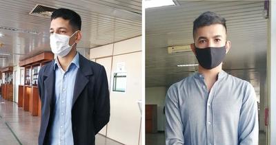 Otorgan arresto domiciliario a dos de los jóvenes procesados por la quema de Colorado Róga