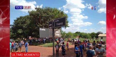 Canindeyú: Asesinan a concejal