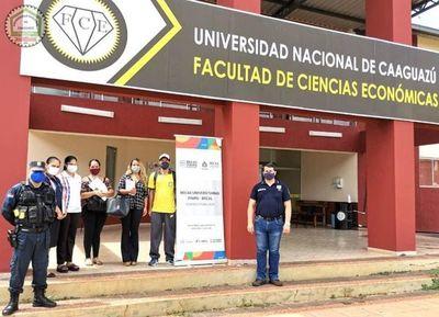 """Unca: becarios exigen ser incluidos en """"arancel cero"""""""
