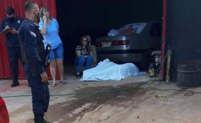 Presuntos sicarios asesinan a concejal de Nueva Esperanza