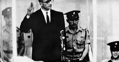 La Nación / Hace 60 años, Israel sentaba en el banquillo de los acusados al nazi Adolf Eichmann