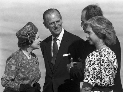 """El príncipe Felipe, un maestro en """"chistes"""" de mal gusto"""