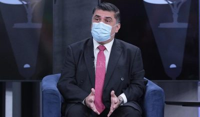 """¿Qué tan mal está la situación sanitaria? """"El ataque zombie es lo único que nos falta"""", ironizó Borba"""