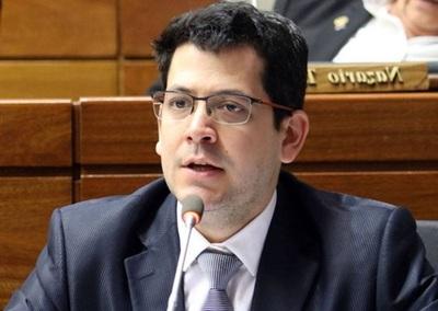 """Diputado colorado presenta proyecto de ley """"Covid gasto cero"""""""