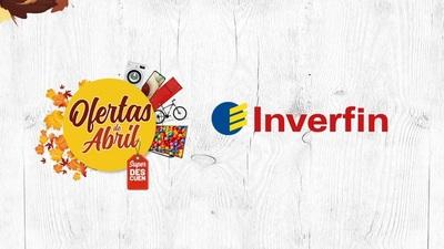 Inverfin lanza sus promociones para todo el mes de abril