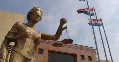 La Nación / Habilitan tramitación electrónica en juzgados de Amambay