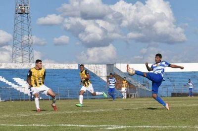 2 de Mayo y Guaraní de Trinidad empataron sin goles en Pedro Juan Caballero